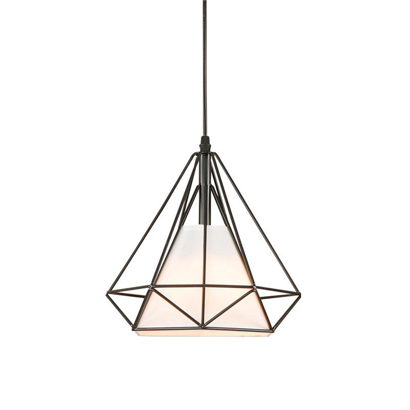 American Loft Style Vintage LED Pendant Light Fixtures Iron Cloth Droplight For Dining Room Retro Hanging Lamp Home Lighting retro loft style rope bamboo droplight creative iron vintage pendant light fixtures dining room led hanging lamp home lighting