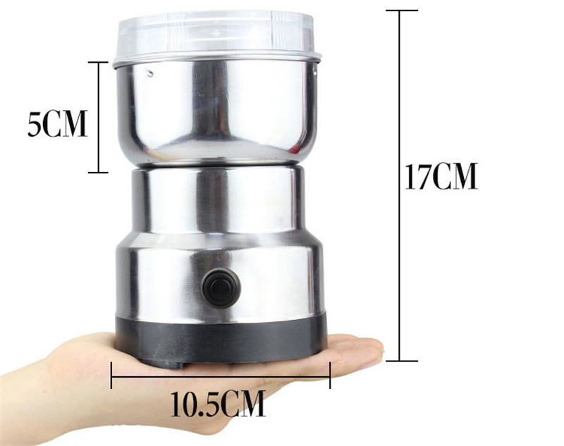 grinder machine size
