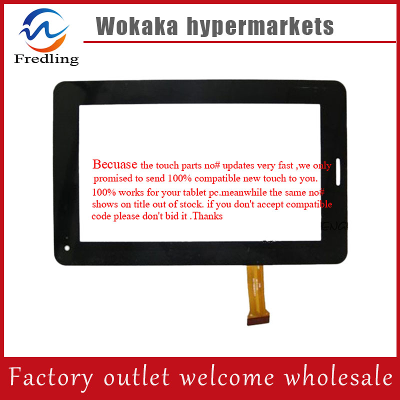New 7 Inch Touch Screen Digitizer Panel CZY6384B01-FPC tablet pc