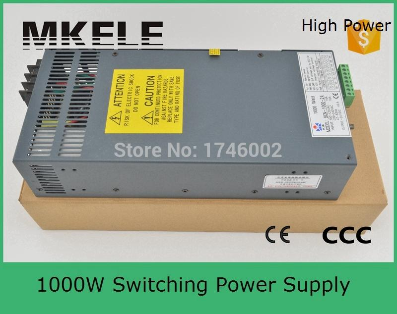 high power manufacturer direct sale(SCN 1000 48) aluminum shell 1000 WATT power supply cctv ac dc 1000w 48v power supply