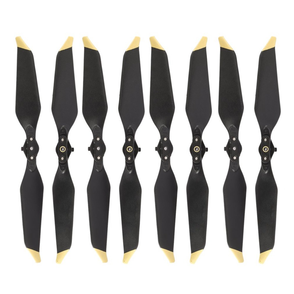 4 Pairs Propellers CW CCW 8331 Replacement Blades Props Propellers For DJI Mavic Pro Platinum RC Drone Low-Noise Quick-Release