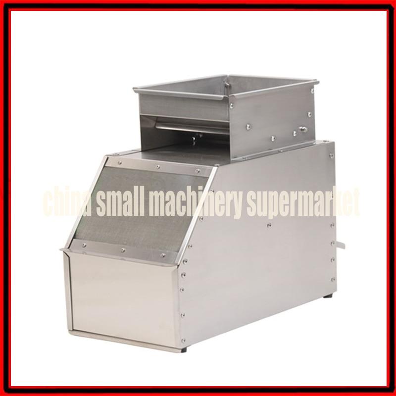 Grain seed select cleaning machine / Grain seed beans thrower screening machine Remove impurities dust shell machine for birds machine