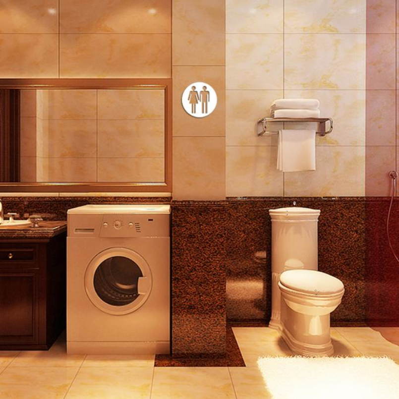 Deco Wc Design. Trendy With Deco Wc Design. Cool Wc In The Art ...