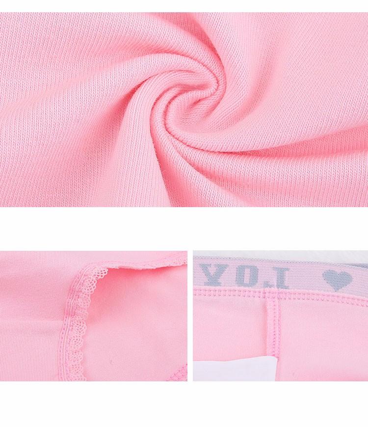 Feilibin 7 Pcs/Lot Cotton Sexy Women Panties Soft Lovely Girls Briefs Plus Size XXL Underwear Week Days Panties for Women