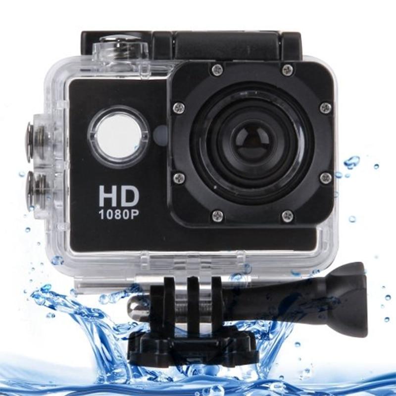 JCKEL Action Camera Bicycle Motorcycle Helmet Camera Underwater Diving Waterproof HD Head Bike Cam 1080p Mini Camera Recorder цена