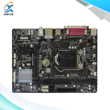 For Gigabyte GA-H81M-DS2 Original Used Desktop Motherboard H81M-DS2 For Intel H81 LGA 1150 For i3 i5 i7 DDR3 16G SATA3 Micro-ATX