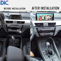 7.1 Android multifunction system video media navigation player car styling dual system 10.25 GPS For BMW X1 E84 2016 2018