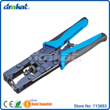 Compressed distance 25.5 ~ 35.5mm Crimp RG11 Cable F Crimping Tool