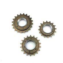New BMX Bike Bicycle 16/18/20/22T Tooth Single Speed Freewheel Sprocket цены онлайн