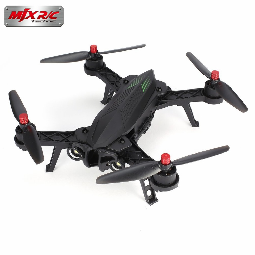 MJX Bugs 6 B6 2.4GHz 4CH 500m Long Range Pre assembled RTF Racing Drone High Speed 1806 1800KV Motor Brushless RC Quadcopter hi