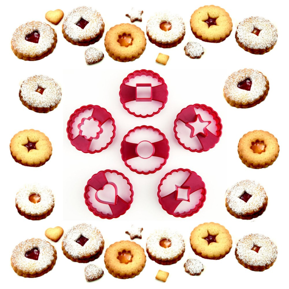 Формы для приготовления печенья