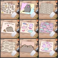 MaiRuige 22X18CM lustige nette katze tier muster kleine größe computer tablet-game-spieler computer notebook maus pad dekoration mi