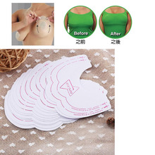 10PCS Women Fashion Sexy Bare Breast Lift Push Up Nipple Stickers Bra Accessories Beauty Toiletry Kits