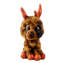 "Original TY Deer Beanie Boos 6"" Maple Moose Canada Plush Stuffed Animal Collectible Big Eyes Doll Toy S102(China)"