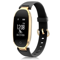 Smart Watch Women Ladies Sport Digital Watches Clock Fitness Pedometer LED Display Healthy Watches Relogio Feminino Dropshippng