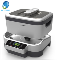 Skymen 1200ml Ultrasonic Cleaner Jewelry Manicure Tools Parts Dental Watches Glasses Tank with Timer Degas