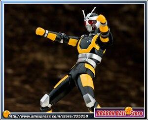 "Image 3 - Japan Kamen ""Masked Rider Black RX"" Original BANDAI Tamashii Nations SHF/ S.H.Figuarts Toy Action Figure   ROBORIDER"