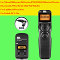 Pixel TW-283 TW283 DC0 Беспроводной Таймер Пульт Дистанционного Управления Для Nikon D700 D810 D300S D200 D1 D2 D3 D3S D300 D800 D810 Затвора релиз