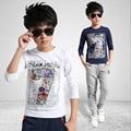 Children T Shirts Boys Kids T-Shirt Designs Teen Clothing for Cute Boys Baby Clothing T-Shirts Car Print Kid Wear Tops