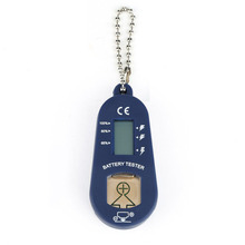Universal battery batterie tester LCD Electric Batteries Checker Digital Measuring Devices For A10 A13 A312 A675 E10 E13 E312