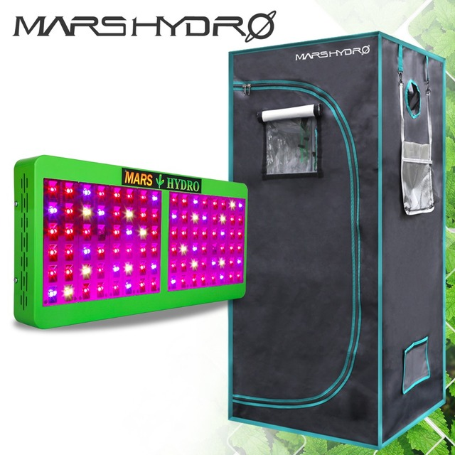 Mars Hydro Reflector 480w Led Grow Light For Indoor Plants Full