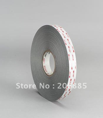 100% Original 3M VHB 4936 double sided acrylic foam adhesive tape,15mm*33M, 0.64mm thickness 40roll/ lot we can offer other size 3m acrylic tape vhb 4991adhesive double sided tape outstanding durability performance 0 5 in 18yd 5rolls we can offer other size