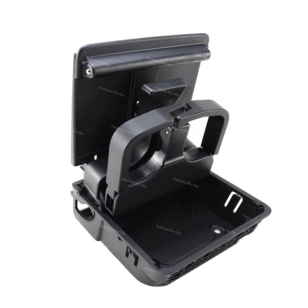Image 5 - 1K0862532 1KD862532 Central Console Armrest Rear Cup Drink Holder For VW Jetta MK5 5 Golf MK6 6 MKVI EOS-in Auto Fastener & Clip from Automobiles & Motorcycles