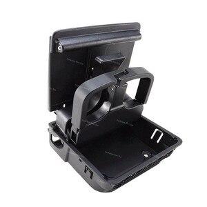 Image 5 - 1K0862532 1KD862532 merkezi konsol kolçak arka bardak içecek tutucu VW Jetta için MK5 5 Golf MK6 6 MKVI EOS