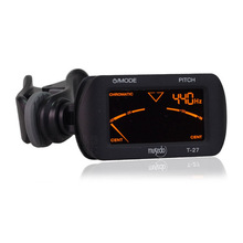 Hot Sell Electric Acoustic Guitar Tuner Digital LCD Clip-On Chromatic Guitar Bass Ukulele Violin Tuner – Fast Tuning
