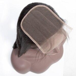 Image 5 - Body Wave Bundles With Closure 6x6 Lace Closure Pre Plucked Brazilian Bundles With Closure Human Hair Bundles With Closure Remy
