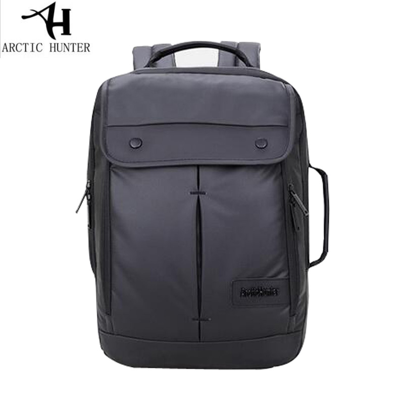 ARCTIC HUNTER 2017 Laptop Computer Backpack Waterproof Man Daily Rucksack Travel Bag School Work Bags for 14 inch Laptop best laptop backpacks cool mens custom rucksack back pack womens college computer backpack bags for man business travel work