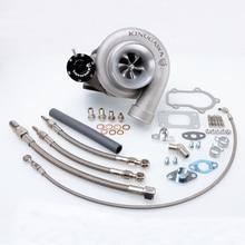 Kinugawa T*YOTA 1JZ-GTE GT3582R Billet Ball Bearing Turbo w/ AR.63 or AR.82 T3 Internal #301-03001-031