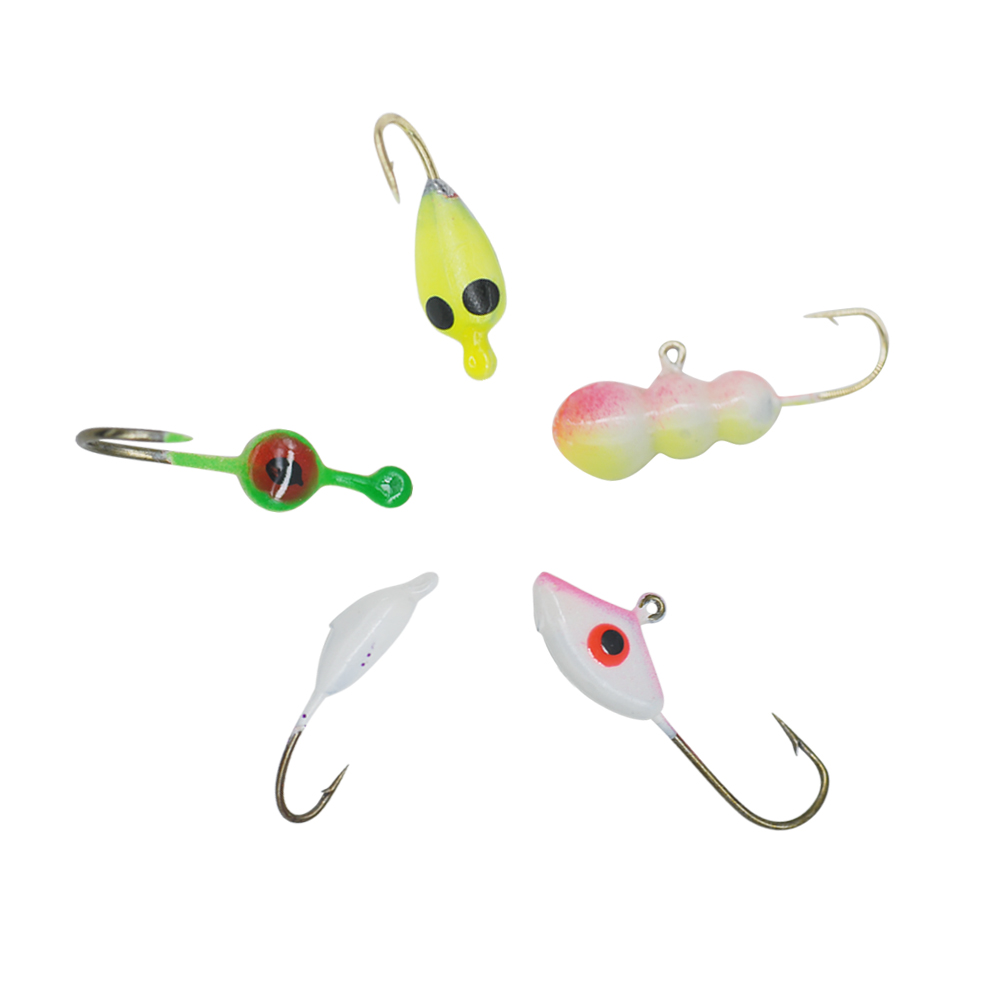 Fishing hooks and lures for Ice fishing hooks