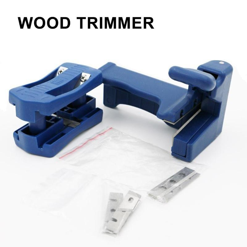 Double Edge Trimmer Banding Machine Set Wood Head and Tail ...