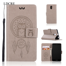 LDCRE For Cover Lenovo P1M Case Flip Leather for Vibe Soft Wallet Coque P1MA40 Phone