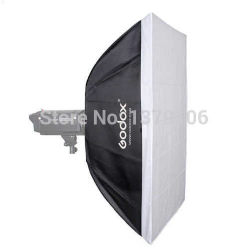 Godox 28x40 70x100cm Softbox with Bowens Mount for Pro Photography Studio Strobe Flash Light Free Shipping fotopal flash diffuser 40 100cm foldable portable folding beauty dish silver softbox with bowens mount reflectors photography