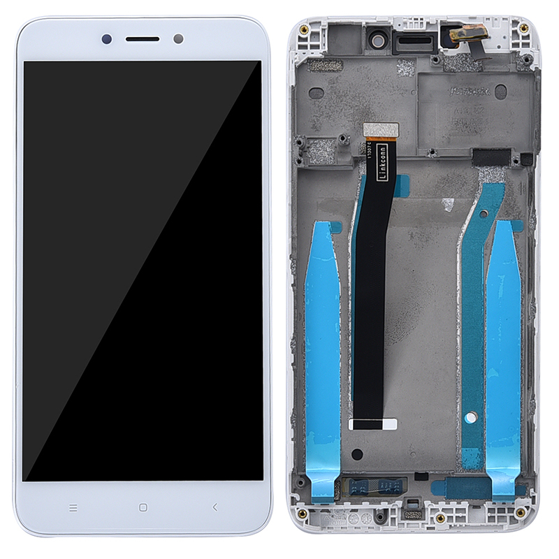 """Image 3 - Original 5.0"""" LCD For Xiaomi Redmi 4X LCD Display Touch Screen Replacement with frame For Redmi 4X Pro Digiziter Assembly parts-in Mobile Phone LCD Screens from Cellphones & Telecommunications"""