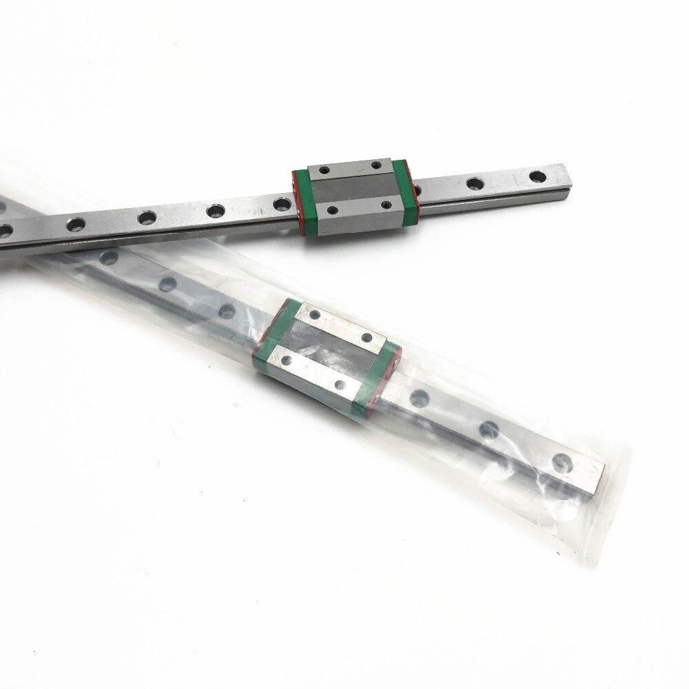 Funssor 5PCS BLV mgn Cube Frame 400MM mgn12H linear rails For DIY CR10 3D Printer Z