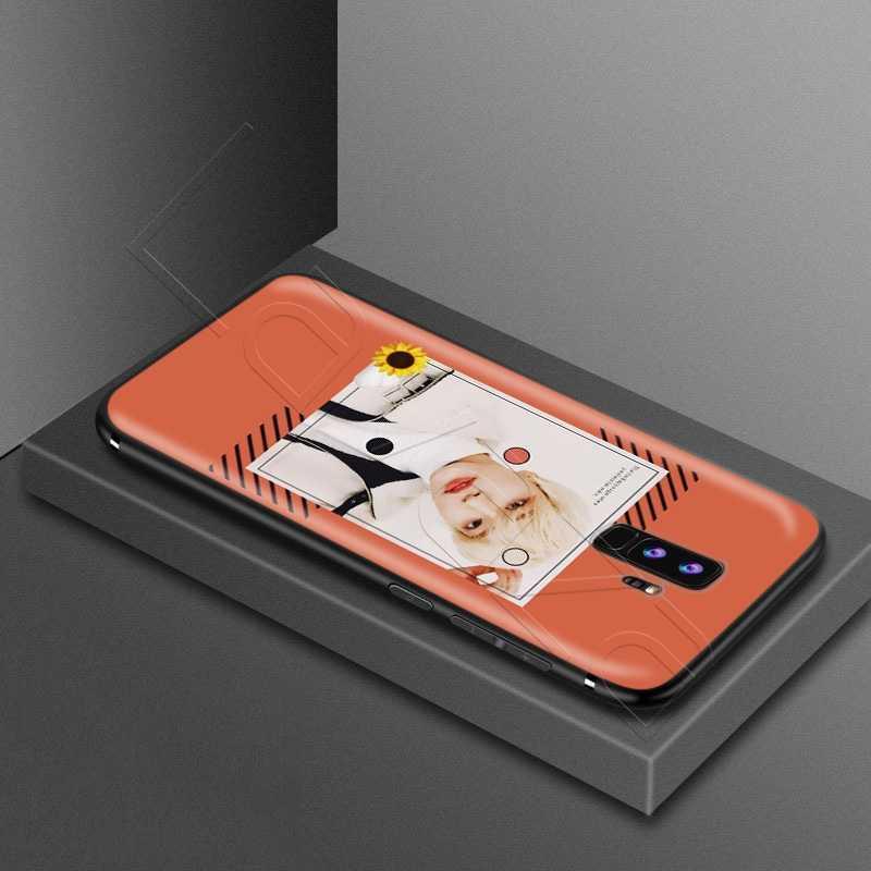 Lavaza ATEEZ HongJoong SeongHWA samsung kılıfı Galaxy J6 A9 A8 A7 A70 A6 A5 A50 A40 A30 A3 A10 2018