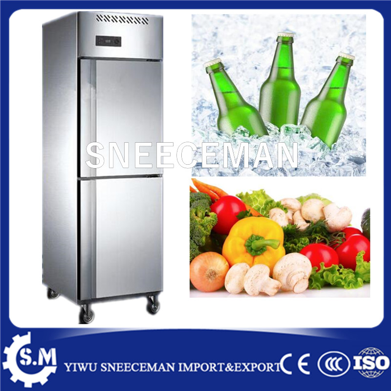 Stainless Steel Design Freezer For Ice Cream Used
