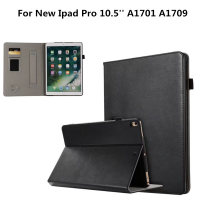 For New IPad Pro 10 5 Case PU Leather Shockproof Slim Auto Sleep Wake Cover For