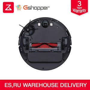 Image 3 - Roborock Robot Vacuums Cleaner S6 Automatic Sweeping Dust Sterilize Smart Planned Cleaning Route Washing Mopping Voice control