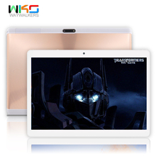 Tablet PC 10.1 inch Android 7.0 3G Phone Call 4GB/32GB Support Google Play Octa Core 4G Dual SIM GPS OTG With Tablet PC