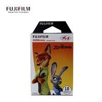 מצלמה פוג 'י Fujifilm instax מיני 8 10 סרט גיליון נייר 7 s 25 50 s 90 מיידי Instax תמונה Instantanea מצלמת המקורית אביזרי