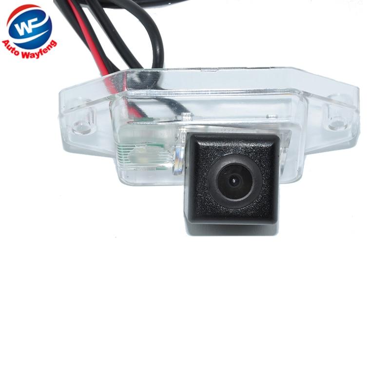 Factory Selling Car rear view camera backup camera for 2002-2009 Toyota Land Cruiser 120 Series Prado 2700 4000 Free shipping