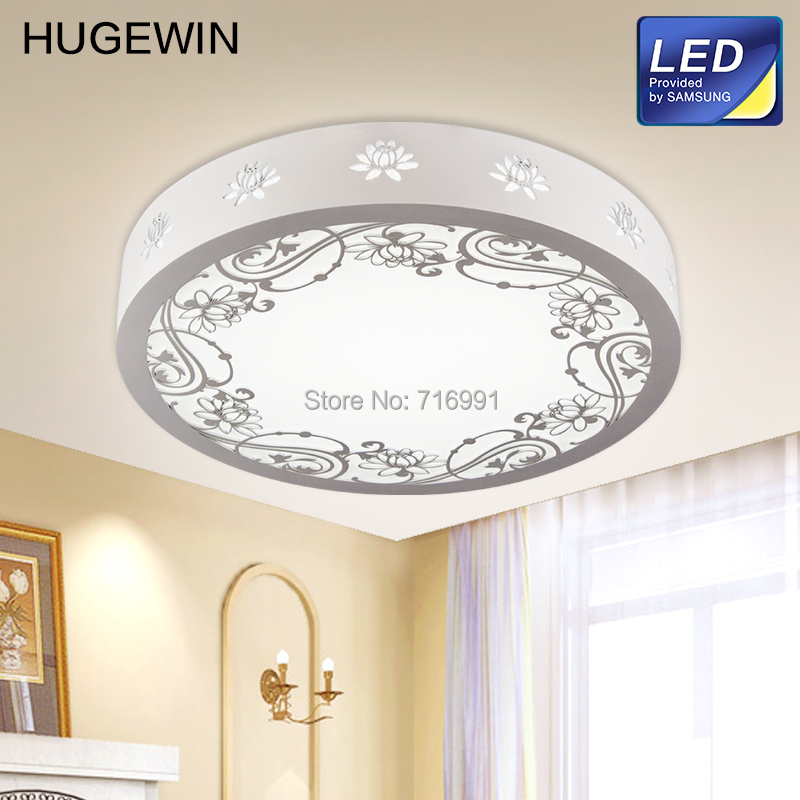 Wood Cover 24w 6000k Led Ceiling Light Samsung Chips For Bedroom Kitchen Living Room Moq Is One Piece Beautiful Style Hxd269 In Lights From