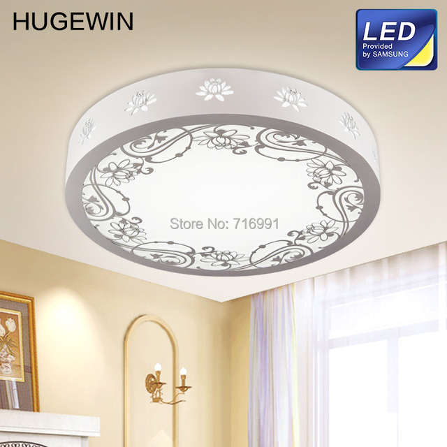 Aliexpress Buy Wood Cover 24W 6000K LED ceiling light