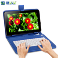 iRULU eXpro X1Pro 9 inch Tablet PC A33 Quad Core Android 4.4 KitKat 8GB Dual Cam WiFi bluetooth w/ Free EN RU Keyboards