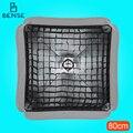 Godox 80 cm honeycomb grade para softbox godox 80x80 cm s-tipo suporte