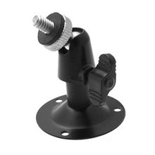 2X Swivel Wall Mount Holder CCTV Bracket Stand for Security Camera Camcorder Video